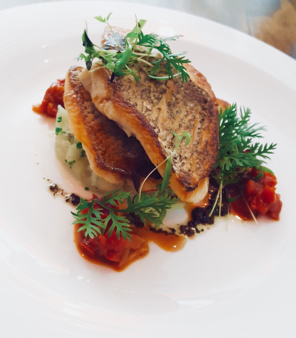 Bar-A-Thym-French-Restaurant-Grilled-Snapper-Fillet-Capsicum-Piperade-Crushed Potatoes-Tapenade.jpg